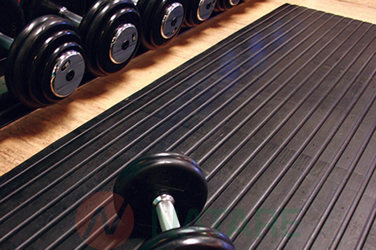 Weightroom-Mat