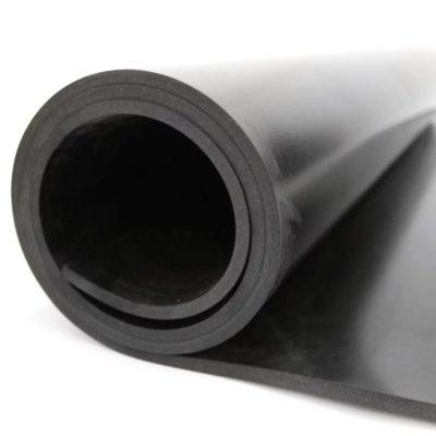 Komercyjna czarna guma nitrylowa