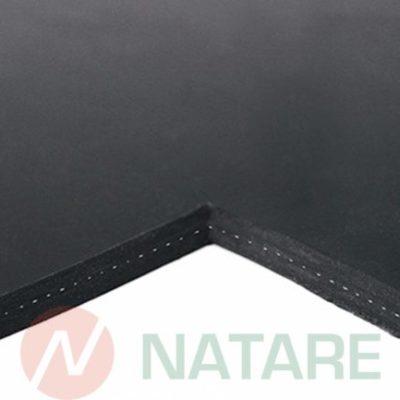 Insertion Black Rubber