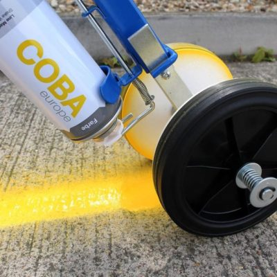 Aplikator do farby Line Marking Paint