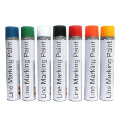 Farba do znakowania trwałego Line Marking Paint